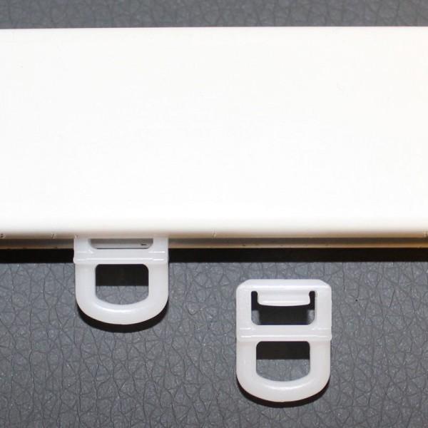 Klik-glijder G-rail
