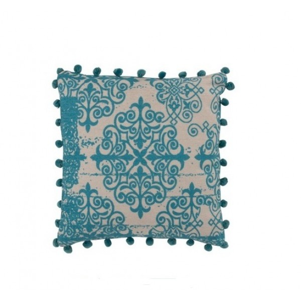 Sierkussen barok polyester