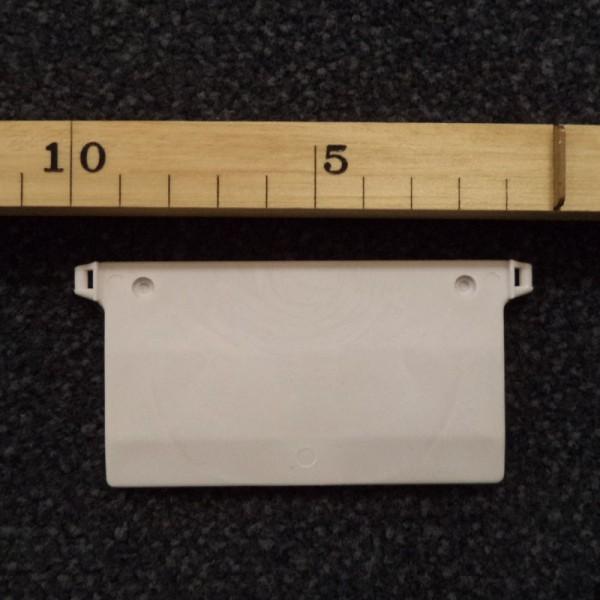 Verzwaringsplaat Lamel 89 mm