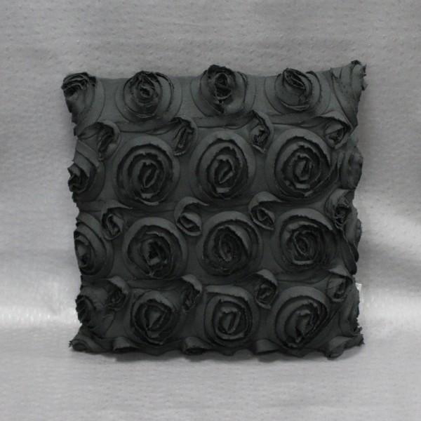 Sierkussen met roosjes
