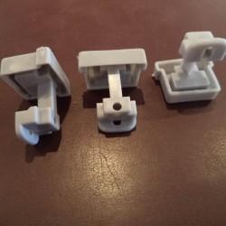 KS-rail onderdelen